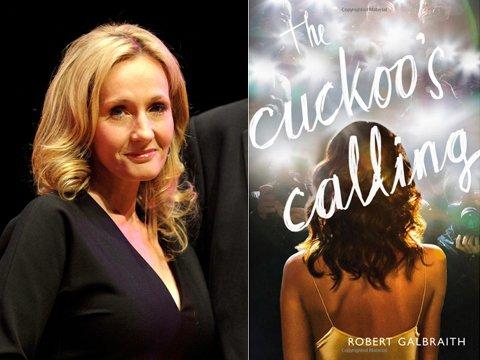 the cuckoos calling - jk rowling